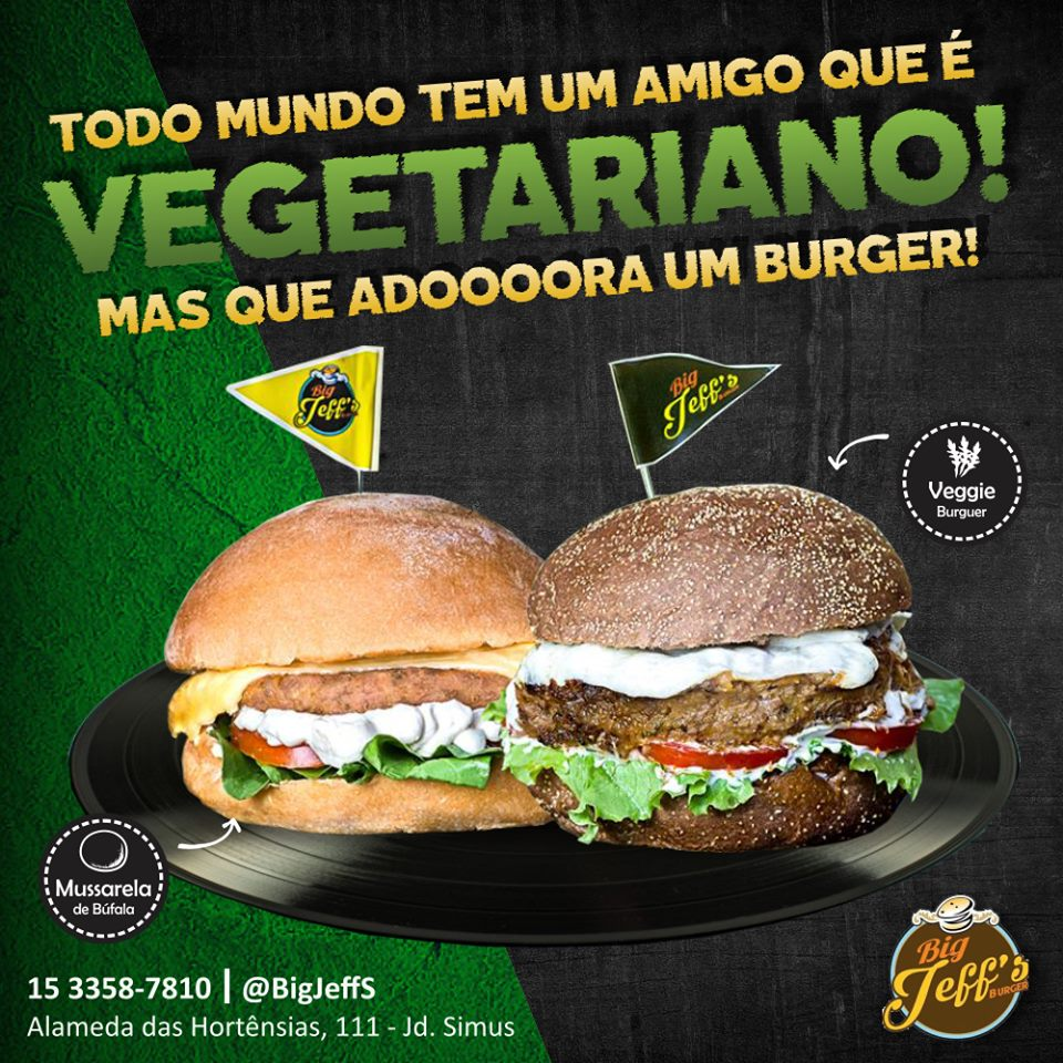 Fotos Big Jeffs Burger - Guiaponto